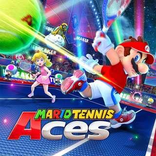 Switch Mario Tennis 中日版