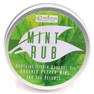 Precious Herbal Way Mint Rub