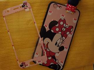 Mickey Mouse for Oppo F3 2in1