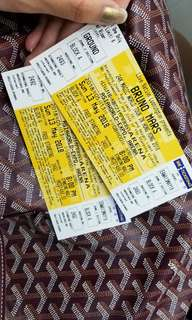 Bruno Mars 24K Magic World Tour in Hong Kong