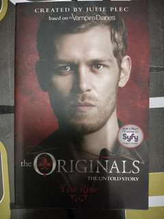 The Originals - The Rise & The Loss (Novel)
