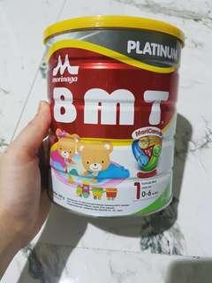 BMT platinum morinaga susu formula