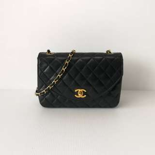Authentic Chanel Small Flap Bag