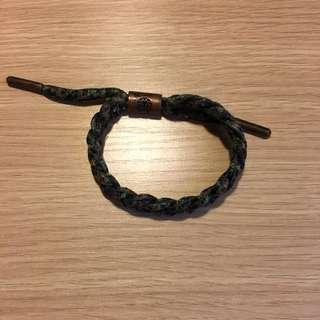 Rastaclat 手飾 手繩 迷彩