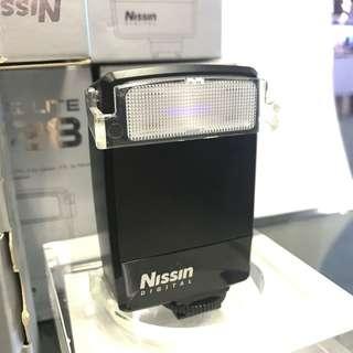 Nissin speedlite for canon / nikon