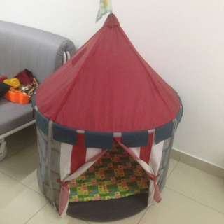 [reduced] ikea play tent