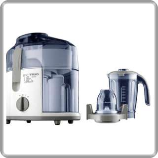Trio Electric Juice Extractor Juicer 3 in 1 (TJEX-253)