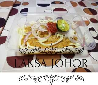 PASTA & LAKSA JOHOR