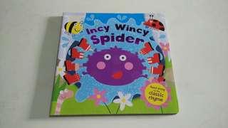Incy winchi spider