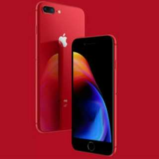 256gb 8 Plus Apple iPhone Also Available 64gb  Red Product Special Edition  MHAPR
