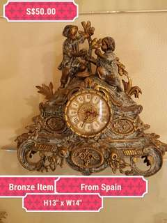 Ornate Antiques Collection For Sale