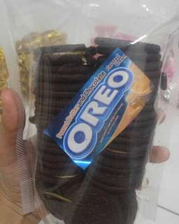 Oreo peanut butter n chocolate