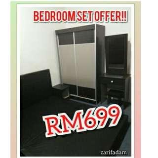 BEDROOM SET (BS00001)