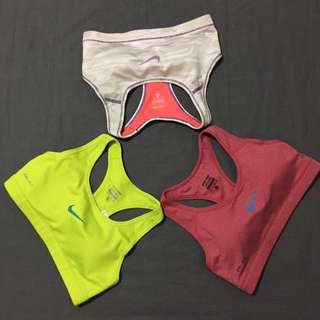 Authentic Nike Sports Bra- NOT USED- 800 EACH or 3 for 2000 + SF