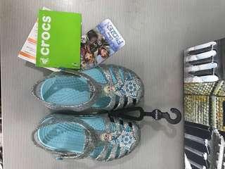 Crocs Elsa Isabella Sandals (size7)
