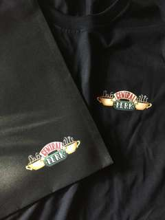 Friends Central Perk Shirts and Bags