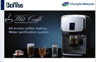 Ice and Coffee Maker Water Purifier
