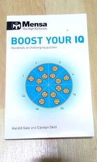 MENSA Boost Your IQ
