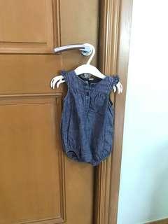 Baby Gap Denim Jumper