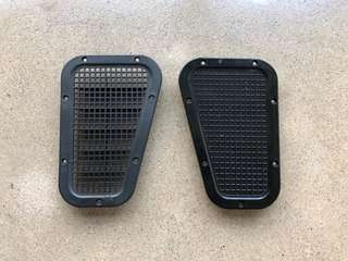 Land Rover Defender Wing Top Vent