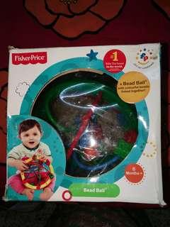 Bead ball (fisher price)