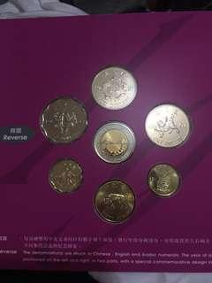 香港1997回歸紀念幣 全新