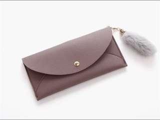 ♥️特價包郵♥️錢包2018新款潮長款韓版時尚個性超薄手拿錢包