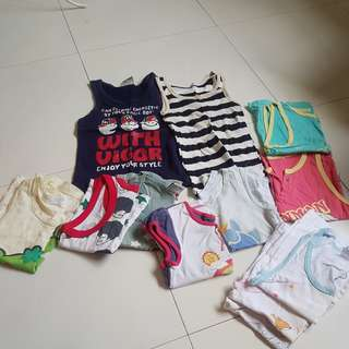 Baby Clothes /Bundle sell 12 pcs
