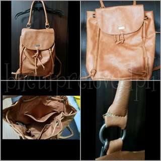 Roxy - Backpack - Camel Brown