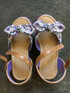 Cherokee Sandals for kids