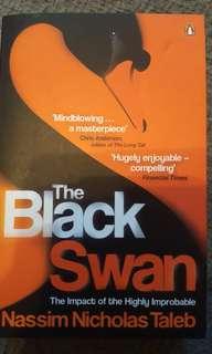 The Black Swan by Made in Nicholas Talib