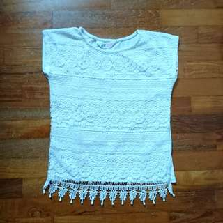 [PreLoved] Girl Shirts - Tops (6-8yrs)