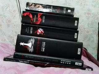Twilight Saga (Complete Set)