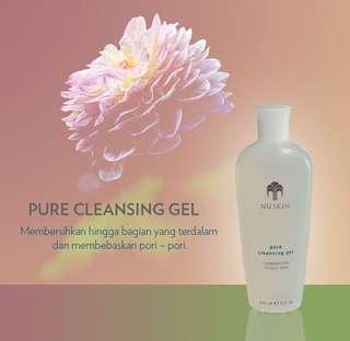 Nu Skin Pure Cleansing Gel 150ml
