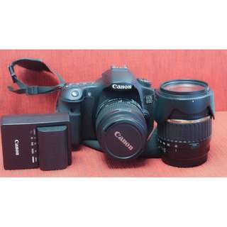 URGENT Canon 60D - Tamron 18-200mm - (CANON 18-55MM SOLD)