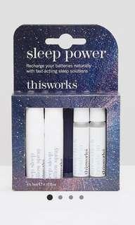 This works sleep power