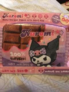 🈹️價正品Kuromi 錢包八達通,內有暖包一個(包郵)