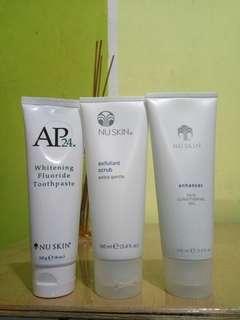 Ap24 & Enhancer Exfoliant scrub