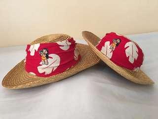 Lilo & Stitch Disney's Beach Hat 2pcs