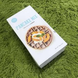 🚚 全新|美味生活獨家研發 牛奶鬆餅粉(減糖版) 150g*4