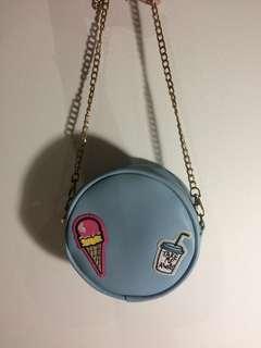 tas biru / blue bag / usupso