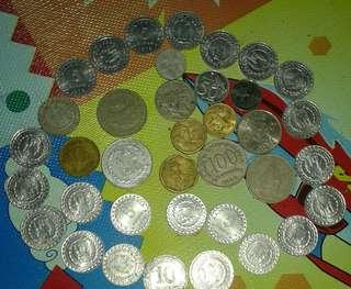 uang koin lama