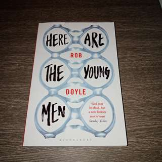 Rob Doyle - Here Are The Young Men