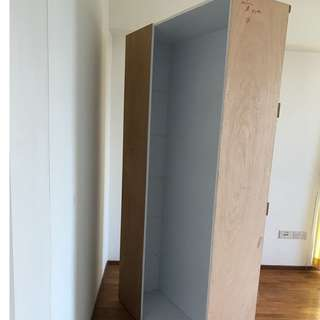 FREE PLYWOOD, WARDROBES