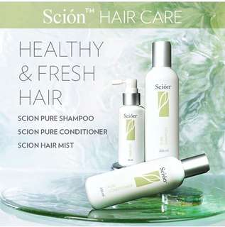 Scion Hair Care System