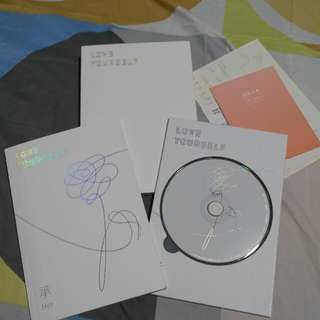 BTS LoveYourself 'HER' ver.O (unsealed)