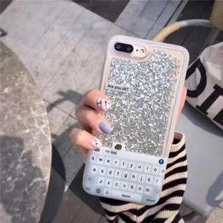 PO: 📱Chat Log Frog Glitter Phone Case
