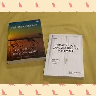 2 buku only 50k