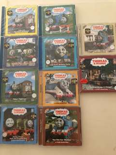 Thomas and Friends CD