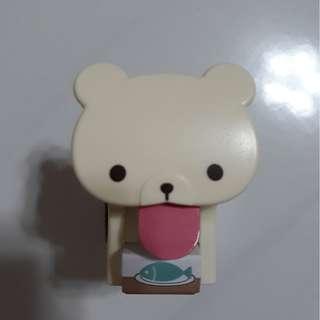 Cute Bear Tape Cutter/Dispenser